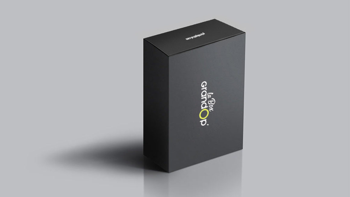 Packaging box Grand Optical