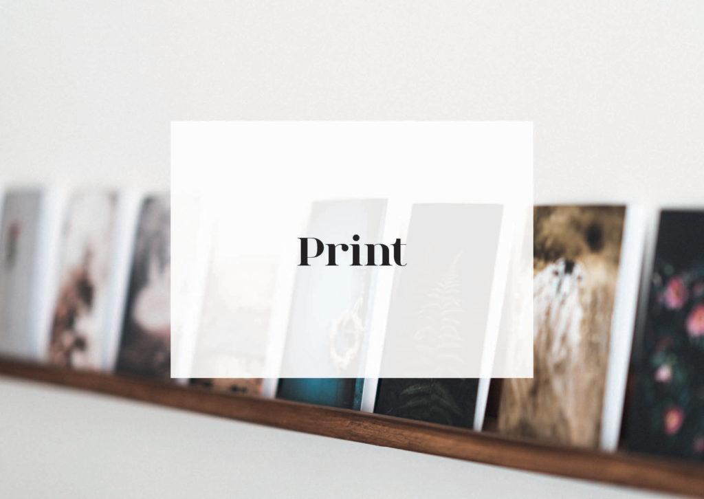 bouton print identité