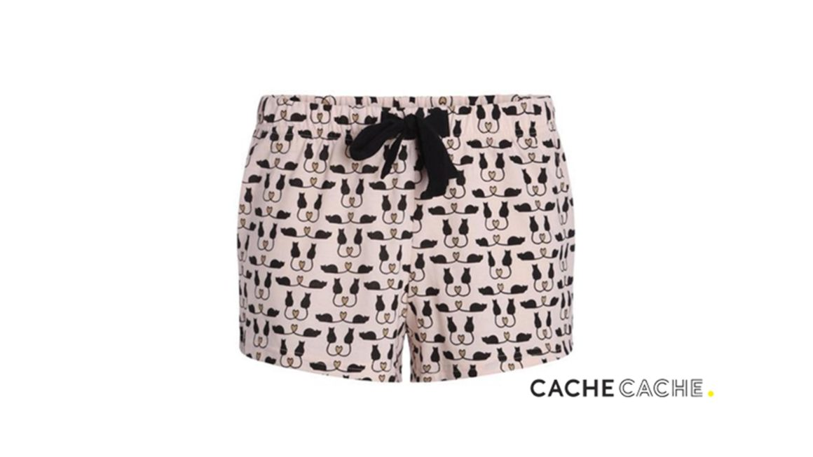 Motif Chat pour Cache Cache, 2017