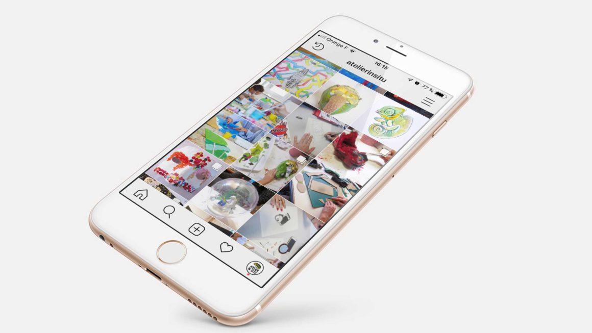 Compte Instagram Atelier In Situ