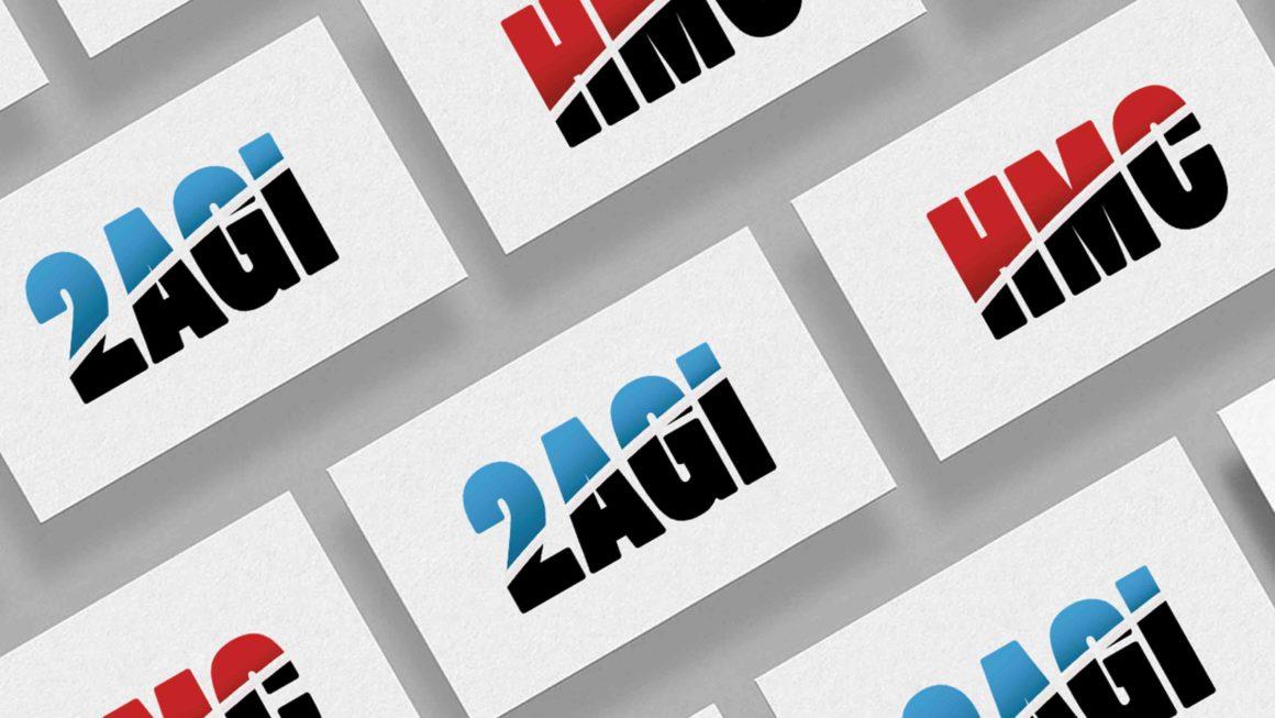 Logo HMC et 2AGI