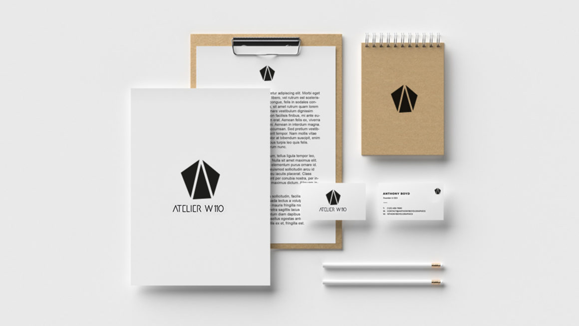Identité Atelier W110