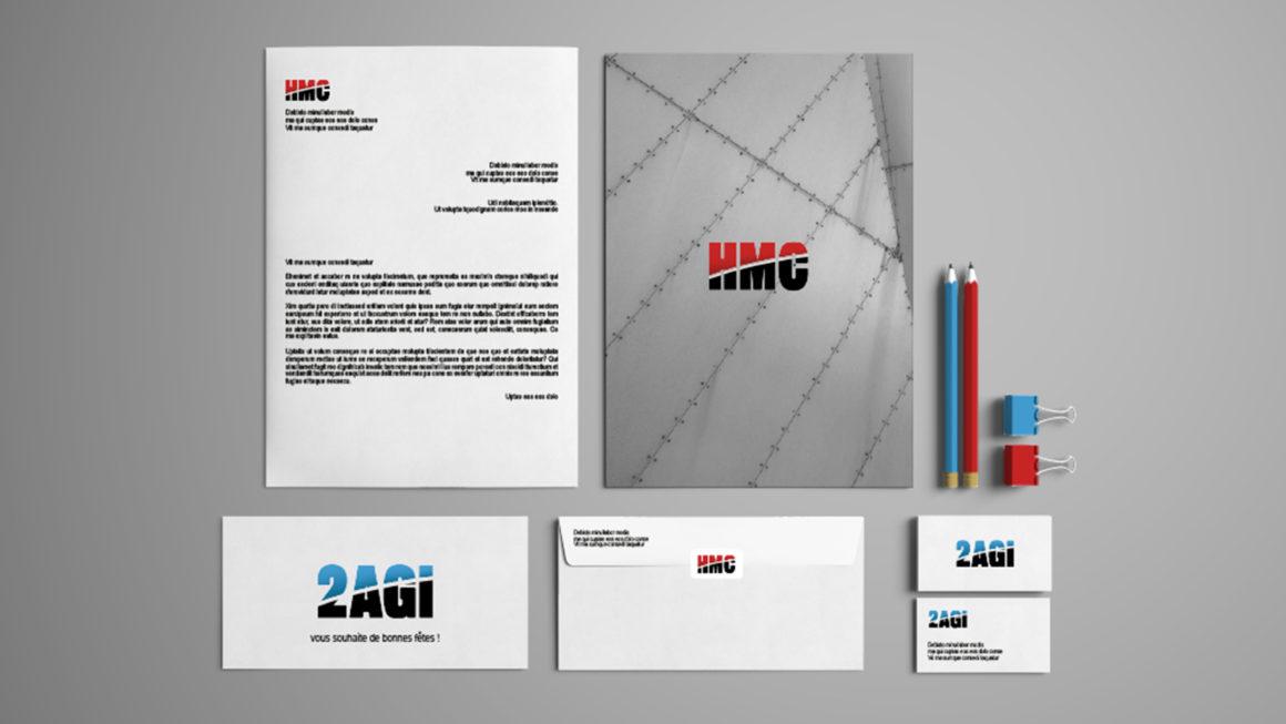 Identité HMC / 2AGI